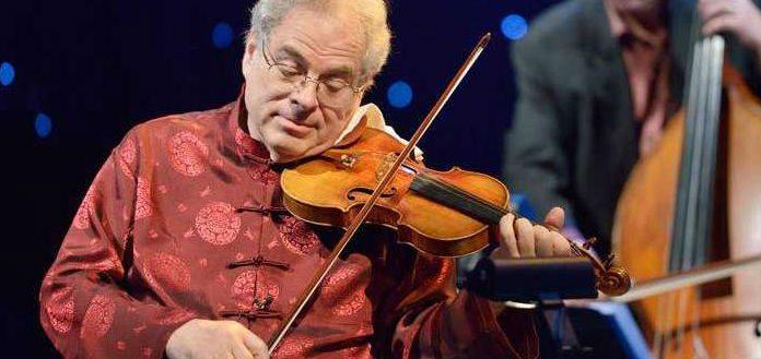 Itzhak Perlman Tour Cancel Cover