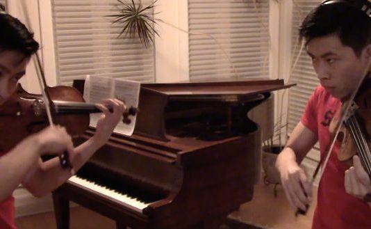 Kerson Leong Bartok Duo