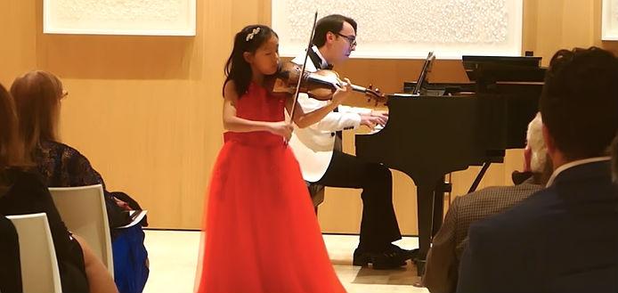 Leia Zhu La Campanella