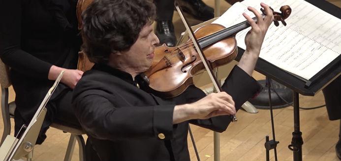 Ligeti Violin Concerto Cadenza