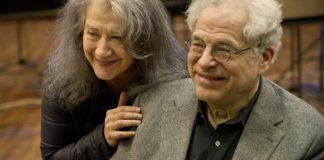 Martha Argerich Itzhak Perlman Cover 3