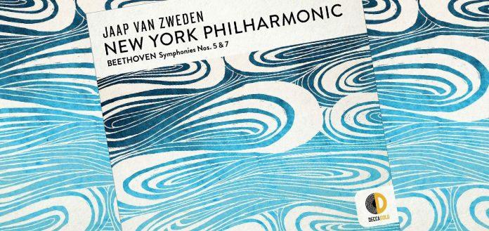 New York Philharmonic Japp Van Zweden Cover
