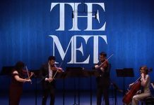 PubliQuartet String Quartet The Met Cover