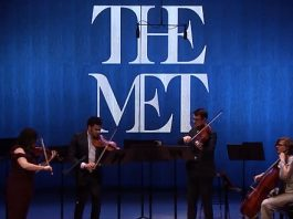 PubliQuartet String Quartet The Met Cover