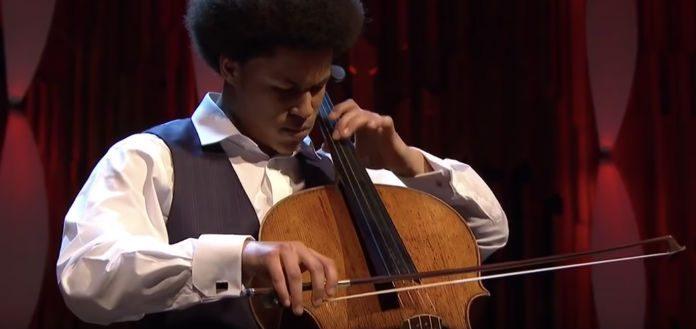 Sheku Kanneh-Mason BBC Shostakovich