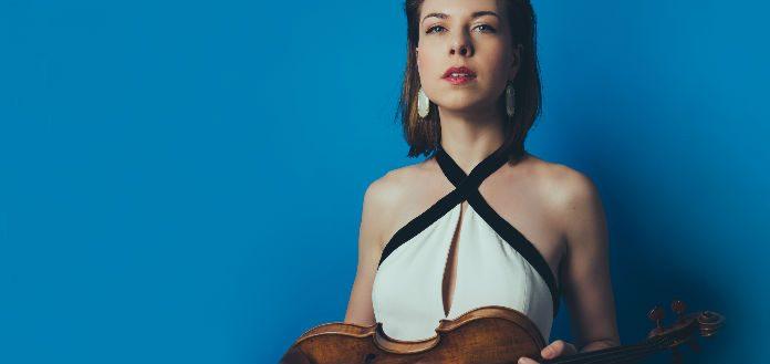 Tessa Lark Violinist Cover