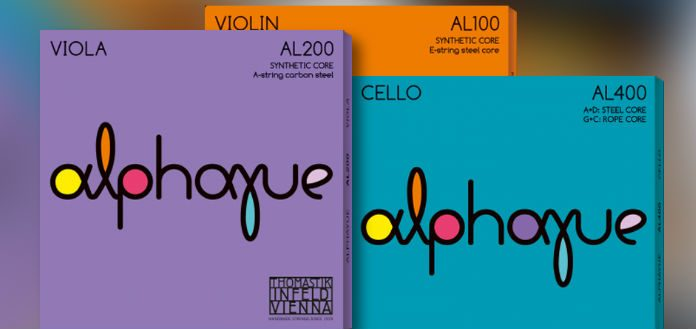 Thomastik Infeld Alphayue Violin Cello String Set Cover