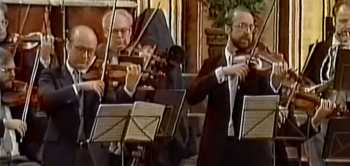 Vienna Philharmonic 1991 Cover