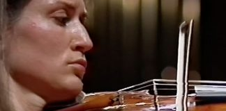 Viktoria Mullova Beethoven 1989 Cover