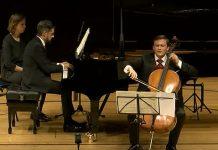 Benedict Kloeckner Brahms Cello Sonata 2 Cover