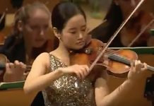 Bomsori Kim Joseph Joachim International Violin Competition Hannover Cover
