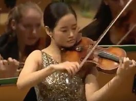 Bomsori Kim Joseph Joachim International Violin Competition Hannover Cover
