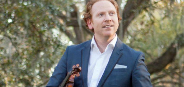 Daniel hope Zurch Chamber Orchestra Cover