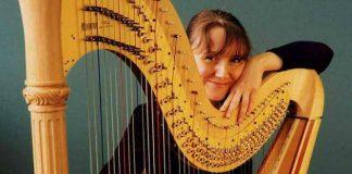 Danielle Perrett Harpist Cover