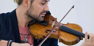 David Garrett Violin Violinist Cover