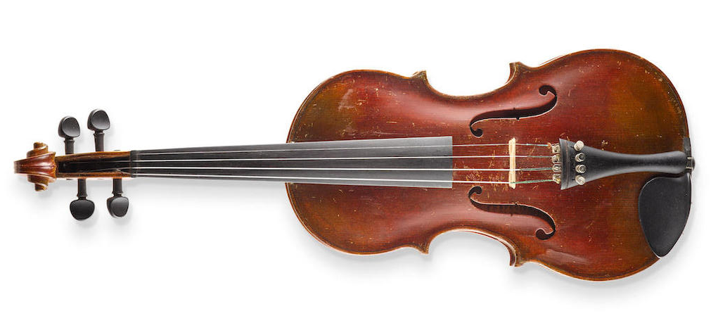 Einstein-Violin-Bonhams-Cover