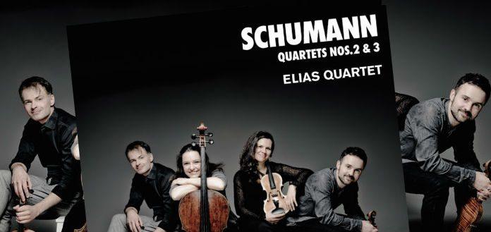Elias String Quartet Schumann Cover