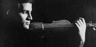 Erick Friedman Violinist Cover 2