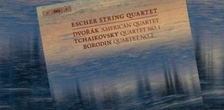 Escher String Quartet CD Cover