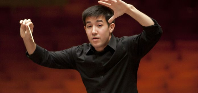 Francesco Lecce-Chong Santa Rosa Symphony Cover
