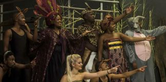 Gauteng Opera Cape Town Closing Cover