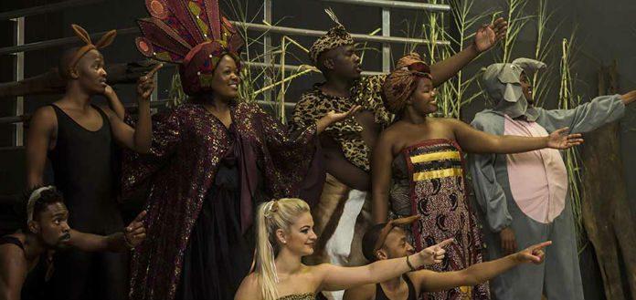 Gauteng Opera Cape Town Closing Cover