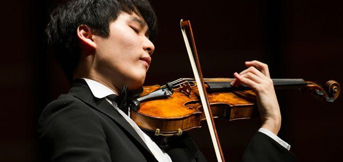 InMo Yang Violin Violinist Cover