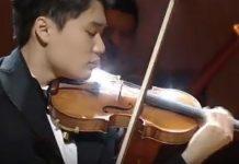 InMo Yang Violinist Cover