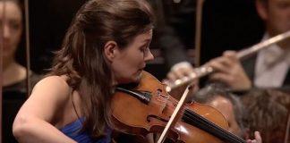 Janine Jansen Bruch Violin Concerto Concertgebouw Cover