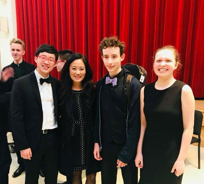 Johansen International STring Competition Prizes Cover