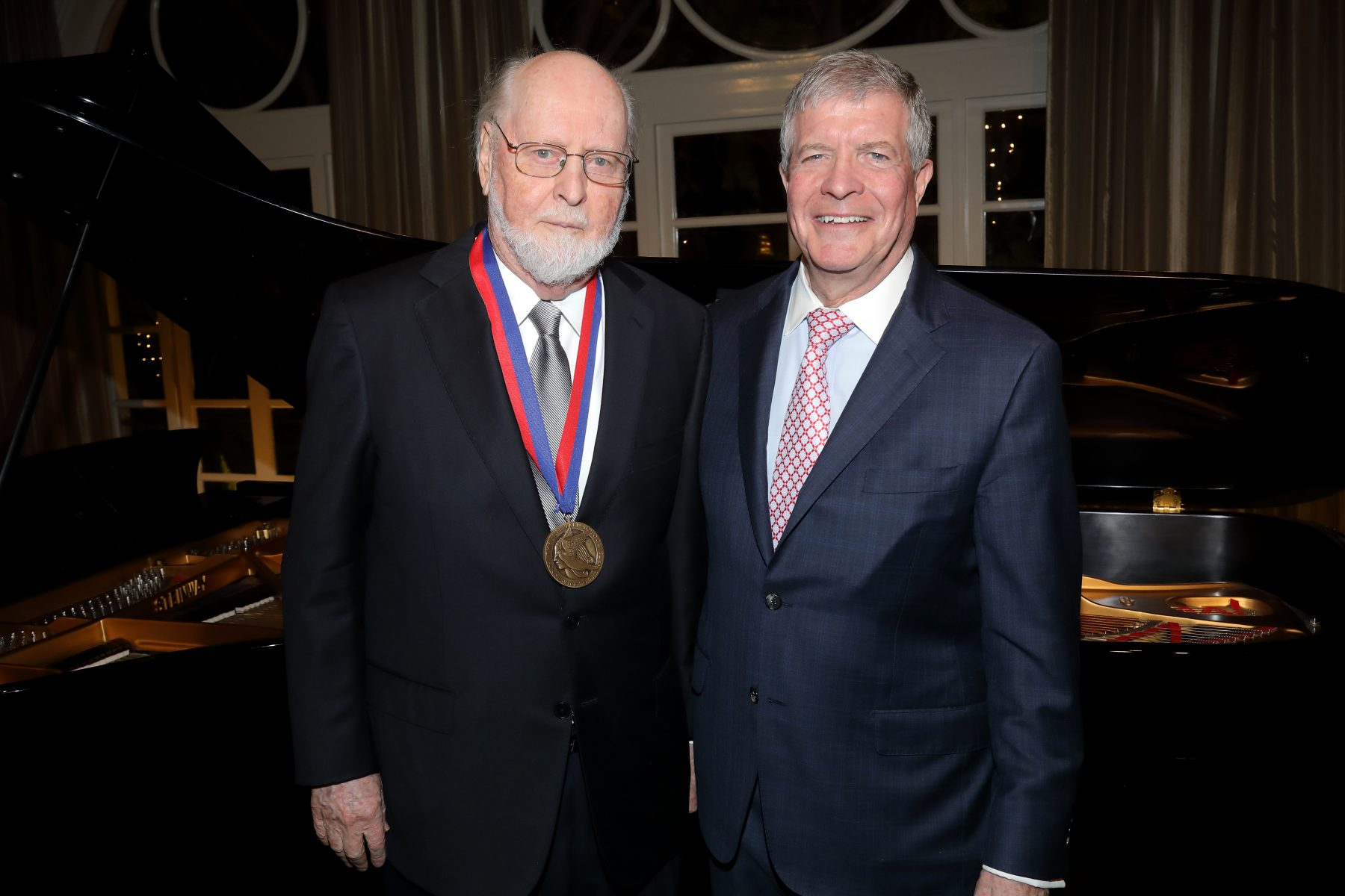 John Williams Joseph W Polisi Juilliard School