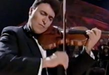 Maxim Vengerov Grammy Awards