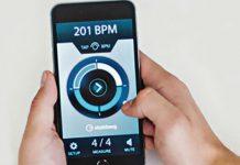 Metronome App Cover
