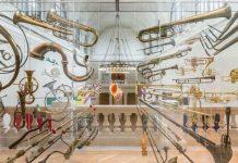 Metropolitan Museum Musical Instrument Gallery Cover