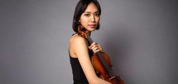 VC YOUNG ARTIST   Nancy Zhou, 25 - 2018 Harbin International
