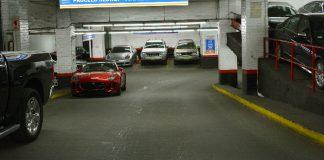 Parking Garage Cover