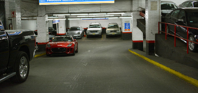 85 000 violin run over by a new york parking garage attendant for Garage attenant