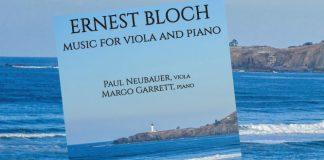 Paul Neubauer Bloch Viola Cover