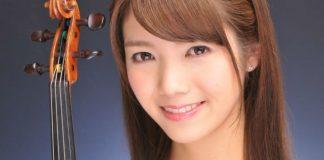 Ririko Takagi Violin Violinist Cover