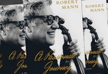 Robert Mann Passionate Journey Memoir Cover