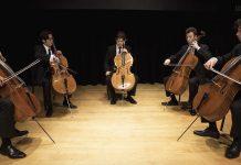 Sakura Cello Quintet Schubert