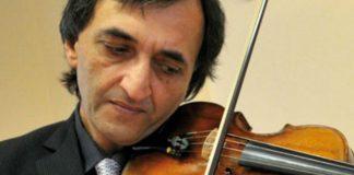 Serguei Azizian Violinist Cover