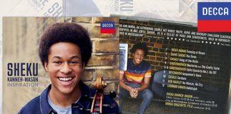 Sheku Kanneh-Mason Decca Inspiration Giveaway Cover 2
