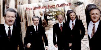 Trio Shaham erz Wallfisch Trio Cover