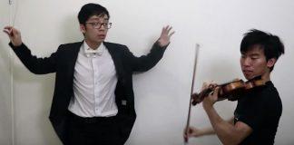 TwoSet Violin Conductor