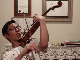 TwoSet Violin Soloist