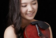 Youjin Lee Seoul International Violin Competition Cover
