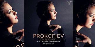 Alexandra Conunova Prokofiev