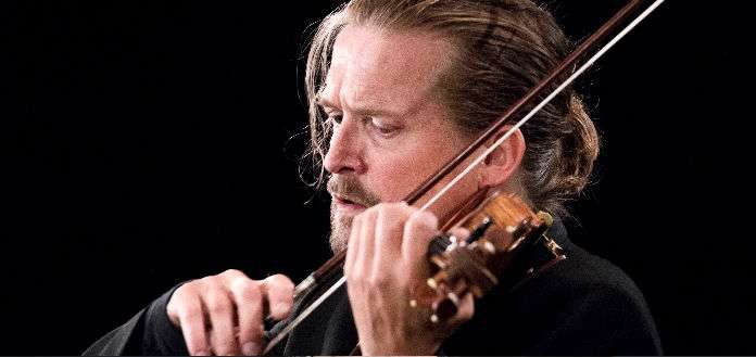 Christian Tetzlaff Violinist Cover