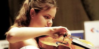 Ins Issel Burzyska Violin Telemann Violin Competition Cover